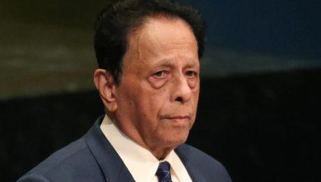 Former Mauritius PM Anerood Jugnauth dies at 91