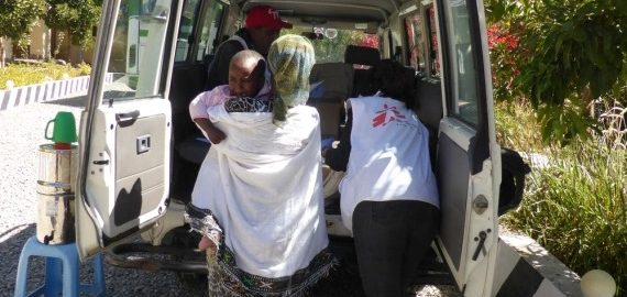 Three MSF workers 'brutally murdered' in Ethiopia's Tigray