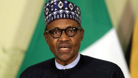 Twitter removes Nigerian president's 'abusive' civil war post