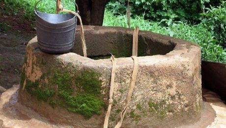 Day-old girl dies in well