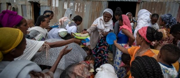 350,000 people in famine conditions in Ethiopia's Tigray