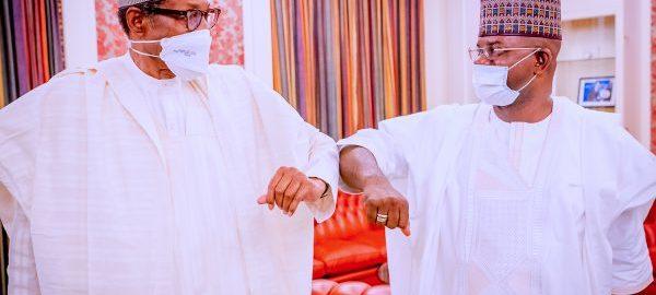 Bello visits Buhari, pledges sustained security