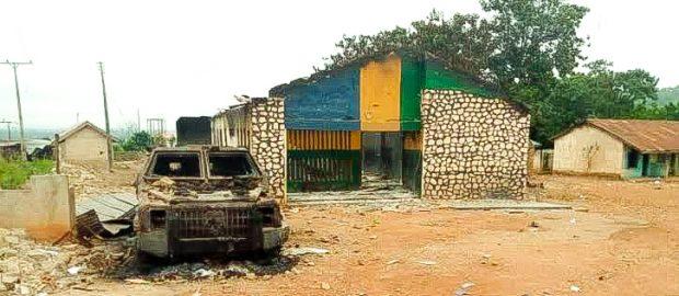 Gunmen kill police officer in fresh Akwa Ibom attack