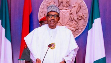 Buhari speaks on kidnap of 200 Islamic school students