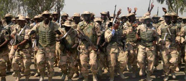 Troops foil attack on Kaduna community