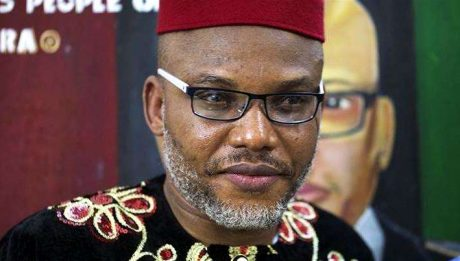 Nnamdi Kanu re-arrested, returned to Nigeria