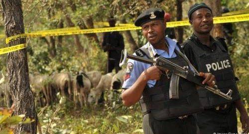 Police Arrest Two Transborder Cattle Rustlers