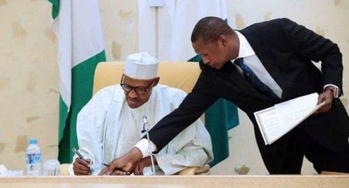 AGF Malami Asks Buhari To Suspend Nigerian Constitution