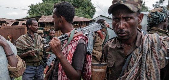 Ethiopia's Amhara rallies residents to fight Tigrayan forces