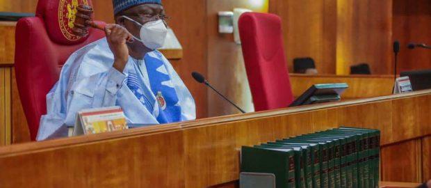 Senate embarks on nine weeks recess
