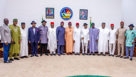 Southern Governors Meet In Lagos Today