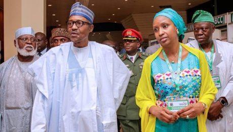 President Buhari: I Have Fired Hadiza Bala Usman