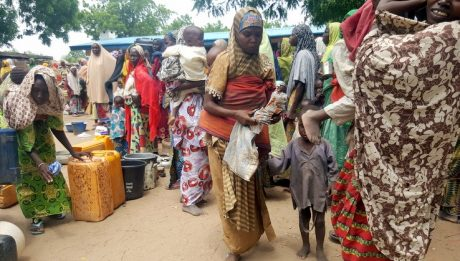 Africa records spike in hunger