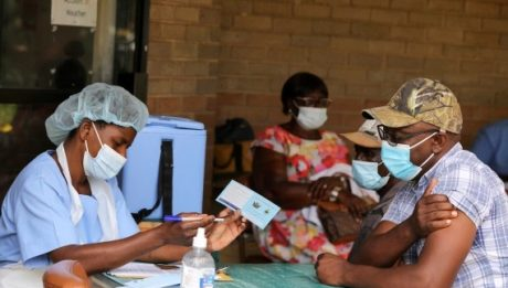 As COVID-19 spreads, Zimbabweans rush to get a jab