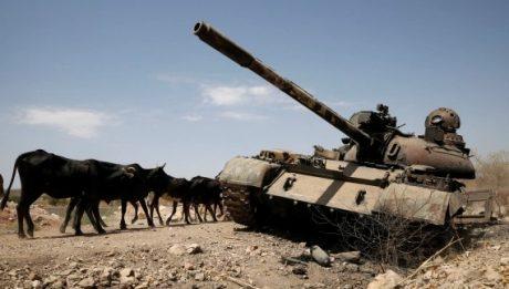 Rebels claim military gains in Tigray region