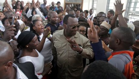 Tanzania opposition leader charged with 'terror-related' crimes