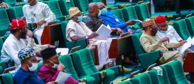 Reps receives report on electoral bill amendment