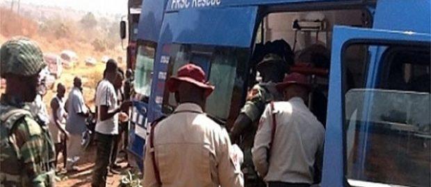 Nine dead in Lagos-Ibadan expressway accident