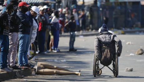 South Africa unrest death toll rises to 32