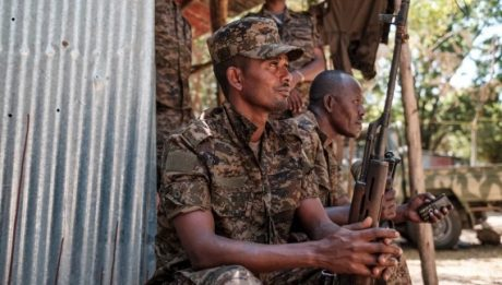 Ethiopia calls on civilians to join army