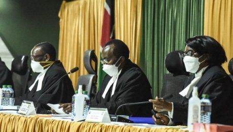 Kenyan court rejects disputed bid to change constitution