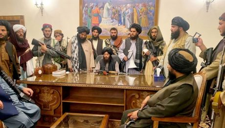 Talibans Vow To Impose Islamic Law Worldwide