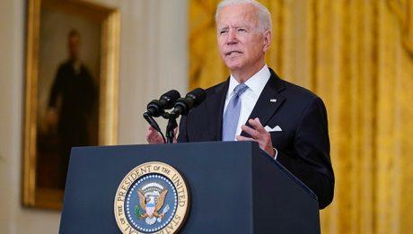 Biden Freezes Billions Of Dollars In Afghan Reserves