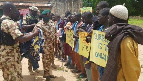 ISWAP Reshuffles Leadership In Nigeria