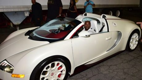 Mayweather Acquires 7 New Stunning Supercars In All White
