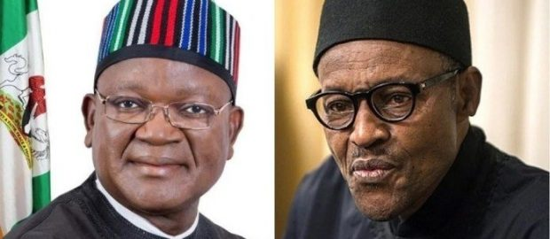 Ortom Challenges Buhari To Debate On National Issues