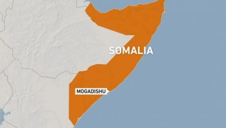 At least two killed in Mogadishu suicide attack