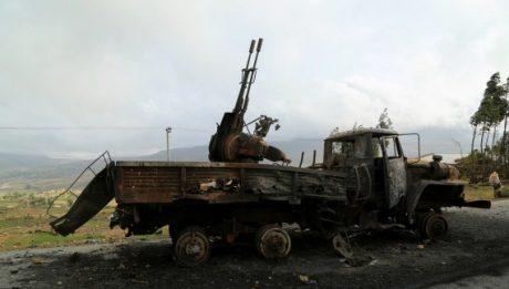 Tigray rebels should exit border regions
