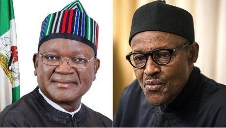 Despite mounting killings, Buhari again tackles Ortom