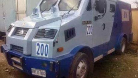 Armed Robbers Attack Bullion Van In Ondo