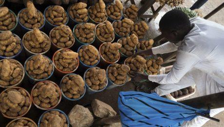 Security crisis drives up Nigeria's food worries