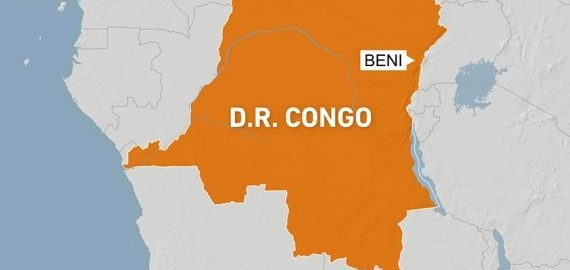 Several civilians burned, hacked to death in DR Congo