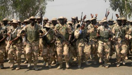 Military deactivates illegal refineries in Niger Delta