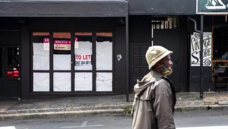 South Africa's unemployment rate is now highest in the world