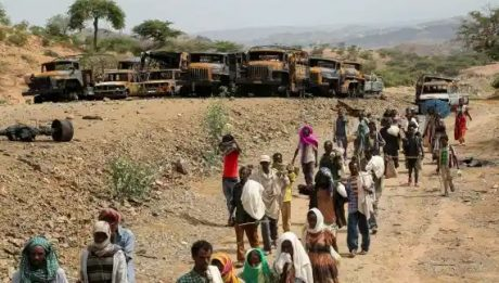 US sanctions Eritrean general over rights abuses in Ethiopia