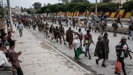 Over 120 killed in Ethiopia's Amhara region