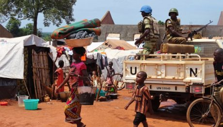 UN withdraws Gabon peacekeepers from CAR