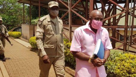 'Hotel Rwanda' hero given 25-year sentence in 'terrorism' case