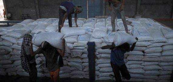 US agency says Tigrayan forces looted aid warehouses