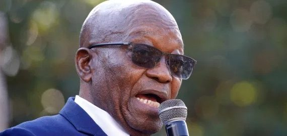 South African ex-president released on medical parole