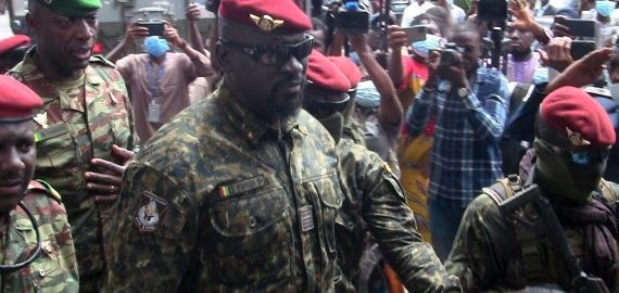 Uncertainty in Guinea after military coup removes Alpha Conde