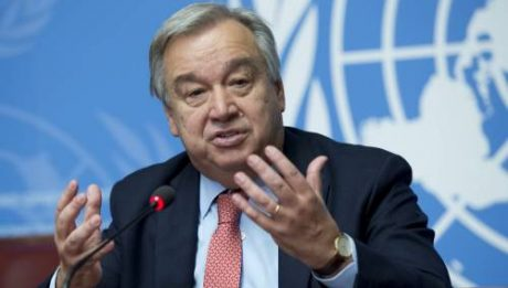 UN Secretary-General: Use Position To Stabilise West Africa
