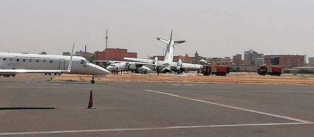 Sudan seizes 'weapons shipment' from Ethiopian plane