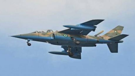 Nigerian Air Force Fighter Jet 'Accidentally' Bombs Yobe Village