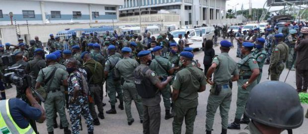 Police deploy officers after bandits' letter to residents