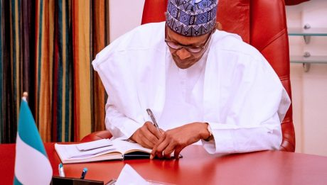 Buhari appoints Ahmed as new NAEC chairman